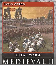 Medieval II Total War Foil 5
