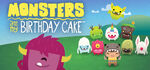 Monsters Ate My Birthday Cake Logo
