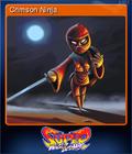 Super House of Dead Ninjas Card 1
