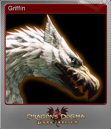 Dragon's Dogma Dark Arisen Foil 5
