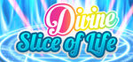Divine Slice of Life Logo