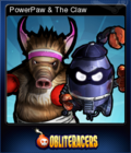 Obliteracers Card 7