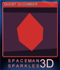 Spaceman Sparkles 3D Card 8
