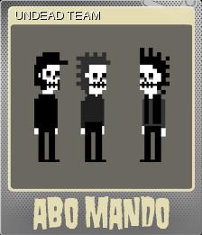 ABO MANDO Foil 6
