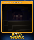 Beyond Dimensions Card 6