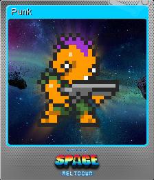 Super Space Meltdown Foil 3