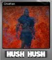 Hush Hush - Unlimited Survival Horror Foil 01