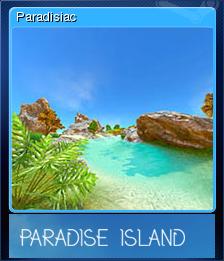 Paradise Island - VR MMO Card 02