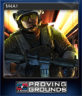 America's Army Proving Grounds Card 1