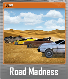Road Madness Foil 7