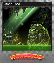 WonderCat Adventures Foil 3
