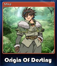 Origin Of Destiny Card 2
