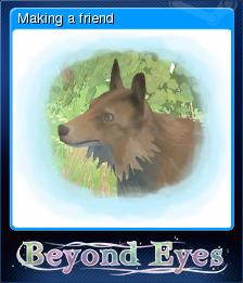 Beyond Eyes Card 2