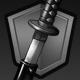 Shadow Warrior Badge 1