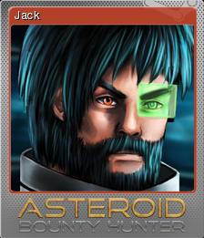 Asteroid Bounty Hunter Foil 2