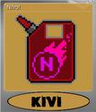 Kivi, Toilet and Shotgun Foil 2