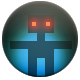 Ultratron Badge 3
