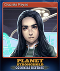 Planet Stronghold Colonial Defense Card 2