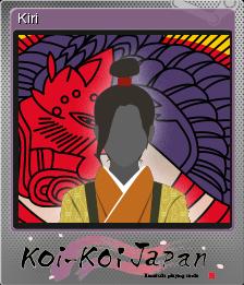 Koi-Koi Japan Foil 9