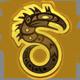 Shadowrun Returns Badge Foil