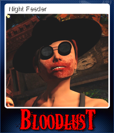 BloodLust Shadowhunter Card 4