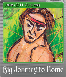 Big Journey to Home Foil 5