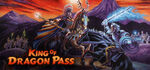 King of Dragon Pass Logo