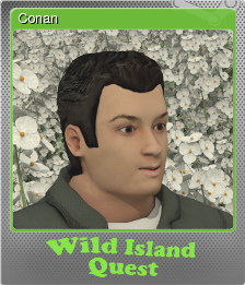 Wild Island Quest Foil 2