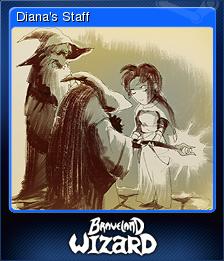 Braveland Wizard Card 1