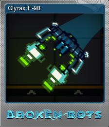 Broken Bots Foil 2