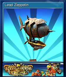 Hydraulic Empire Card 06