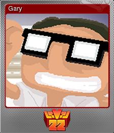 Level 22 Gary's Misadventure - 2016 Edition Foil 04