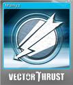 Vector Thrust Foil 06