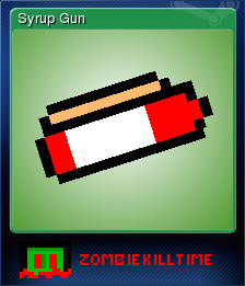 Zombie Killtime Card 5