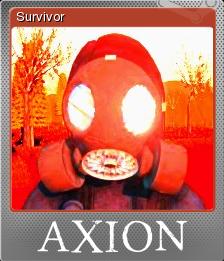 Axion Foil 1