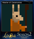 The Last Door Season 2 - Collector's Edition Card 6