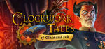 Clockwork Tales Of Glass and Ink Logo