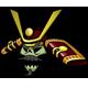 Skulls of the Shogun Badge 1