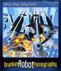 Drunken Robot Pornography Card 3