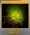 Beyond Dimensions Foil 1
