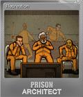 Prison Architect Foil 7
