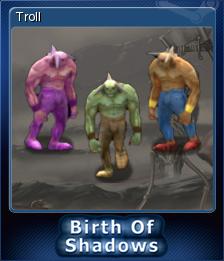 Birth of Shadows Card 07