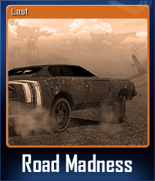 Road Madness Card 8