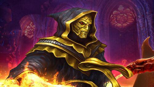 The Secret Order 2 Masked Intent Artwork 3