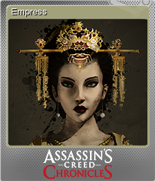 Assassin's Creed Chronicles China Foil 1