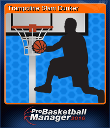 Pro Basketball Manager 2016 Card 6