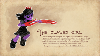 TBP ClawedGirl Big