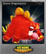 GHD BrunoStegosaurus Small F