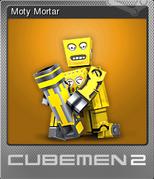 CM2 MotyMortar Small F