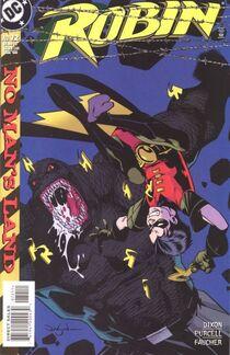 Robin 72 cover